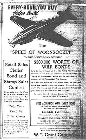 Spirit of Woonsocket