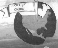 USAAF Nose Art Research Project - City Of Omaha