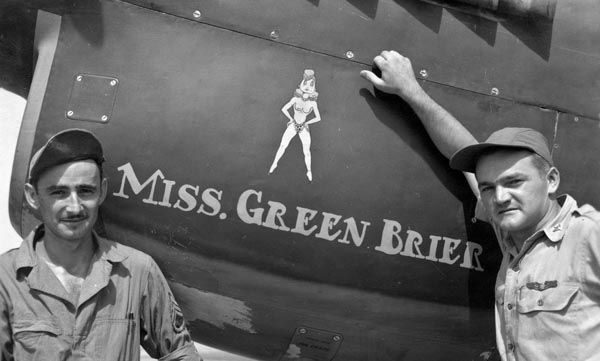 Miss Green Brier