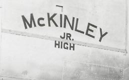 Mckinley Jr High