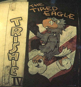 Trishie IV - The Tired Eagle