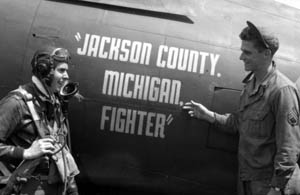 Jackson County, Michigan. Fighter