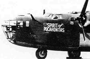 Spirit Of Pocohontas