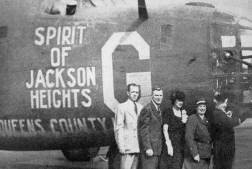 Spirit Of Jackson Heights - Queens County