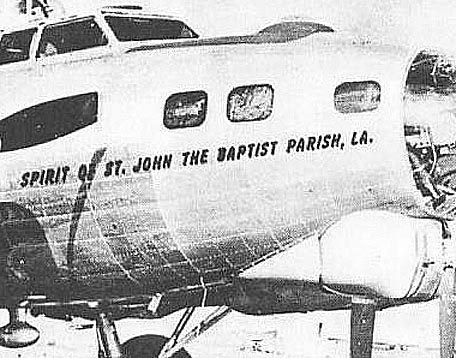 Spirit of St John the Baptist Parish, LA